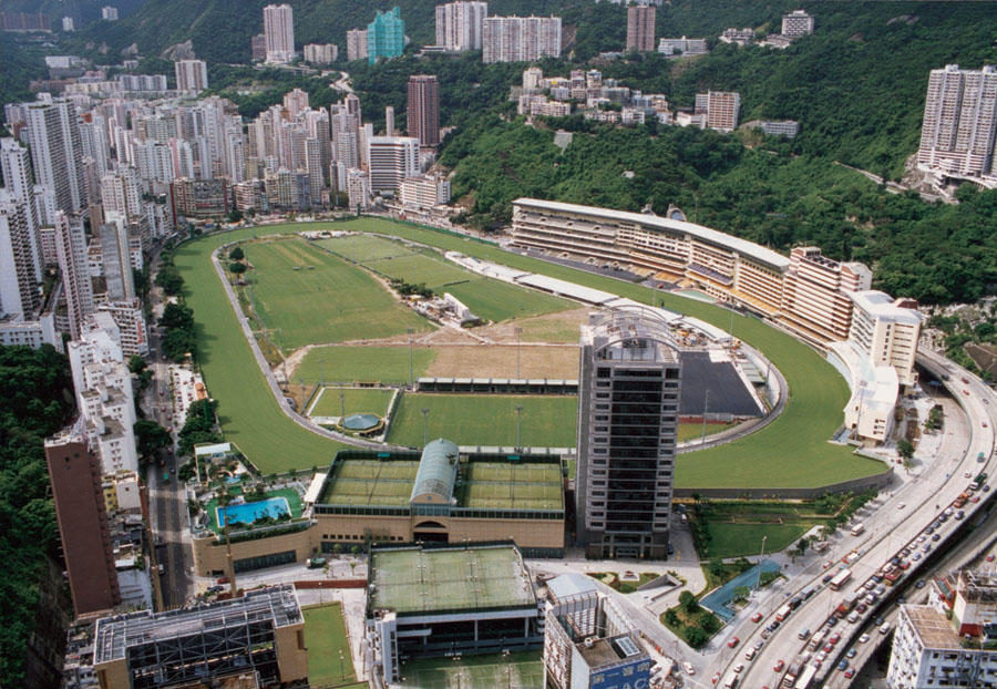 Happy Valley Racecourse Redevelopment | Dragages