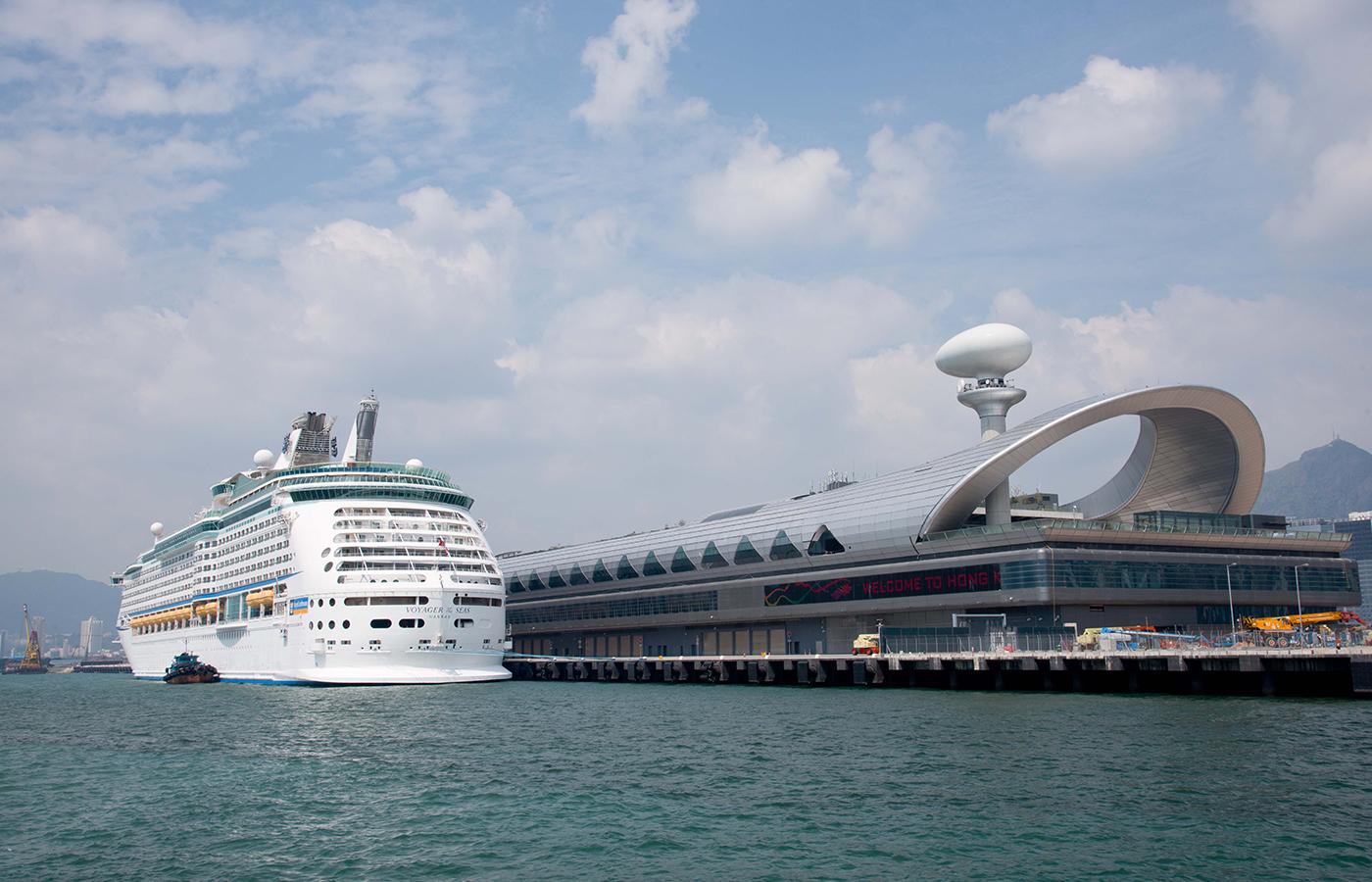 Kai Tak Cruise Terminal Building Dragages