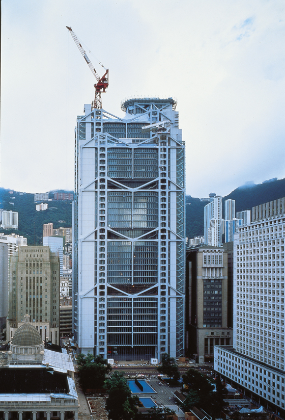 HSBC Main Building | Dragages