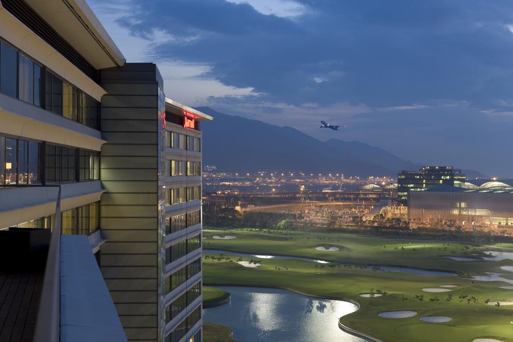 Hong Kong Airport Hotel - Marriott International